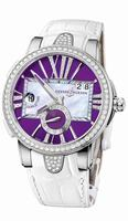 Ulysse Nardin Executive Lady Ladies Wristwatch 243-10B/30-07