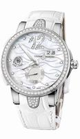 Ulysse Nardin Executive Lady Ladies Wristwatch 243-10B/691