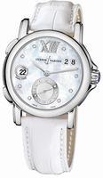 Ulysse Nardin GMT Big Date 37mm Ladies Wristwatch 243-22/391