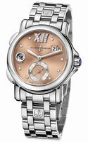 Ulysse Nardin GMT Big Date 37mm Ladies Wristwatch 243-22-7/30-09