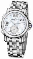 Ulysse Nardin GMT Big Date 37mm Ladies Wristwatch 243-22-7/391