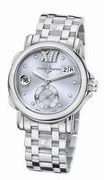 Ulysse Nardin Dual Time Lady Ladies Wristwatch 243-22-7/30-07