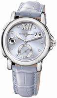 Ulysse Nardin Dual Time Lady Ladies Wristwatch 243-22/30-07