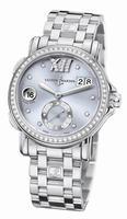Ulysse Nardin Dual Time Lady Ladies Wristwatch 243-22B-7/30-07