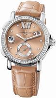 Ulysse Nardin GMT Big Date 37mm Ladies Wristwatch 243-22B/30-09
