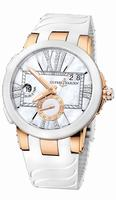Ulysse Nardin Executive Lady Ladies Wristwatch 246-10-3/391