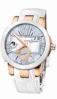 Ulysse Nardin Executive Lady Ladies Wristwatch 246-10/392