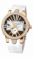 Ulysse Nardin Executive Lady Ladies Wristwatch 246-10B-3C/30-05