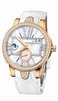 Ulysse Nardin Executive Lady Ladies Wristwatch 246-10B/391