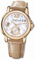 Ulysse Nardin GMT Big Date 37mm Ladies Wristwatch 246-22/391