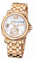 Ulysse Nardin Dual Time Lady Ladies Wristwatch 246-22-8/391