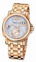 Ulysse Nardin Dual Time Lady Ladies Wristwatch 246-22-8/392