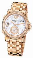 Ulysse Nardin Dual Time Lady Ladies Wristwatch 246-22B-8/391