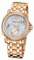 Ulysse Nardin Dual Time Lady Ladies Wristwatch 246-22B-8/392