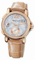 Ulysse Nardin Dual Time Lady Ladies Wristwatch 246-22B/392