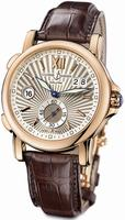 Ulysse Nardin GMT Big Date 42mm Mens Wristwatch 246-55/30