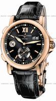 Ulysse Nardin Dual Time 42 mm Mens Wristwatch 246-55-32
