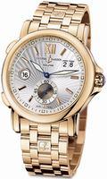 Ulysse Nardin GMT Big Date 42mm Mens Wristwatch 246-55-8/31