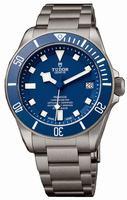 Tudor Pelagos Automatic Titanium Mens Wristwatch 25600TB-BLTI