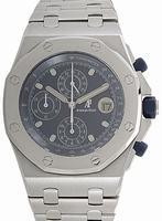 Audemars Piguet Royal Oak Offshore Chrono Mens Wristwatch 25721ST.OO.1000ST.07.A