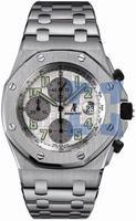 Audemars Piguet Royal Oak Offshore Mens Wristwatch 25721ST.OO.1000ST.07