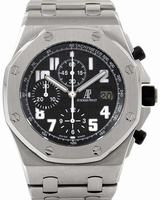 Audemars Piguet Royal Oak Offshore Chrono Mens Wristwatch 25721ST.OO.1000ST.08.A