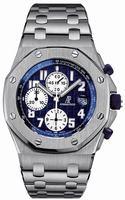 Audemars Piguet Royal Oak Offshore Chrono Mens Wristwatch 25721TI.OO.1000TI.04.A
