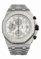 Audemars Piguet Royal Oak Offshore Chrono Mens Wristwatch 25721TI.OO.1000TI.05.A