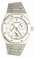 Audemars Piguet Royal Oak Dual Time Mens Wristwatch 25730ST.OO.0789ST.09