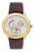 Audemars Piguet Millenary Automatic Power Reserve Dual Time Mens Wristwatch 25778BA.OO.D001CR.01