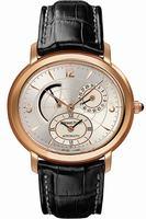 Audemars Piguet Millenary Dual Time Mens Wristwatch 25778OR.OO.D067CR.01