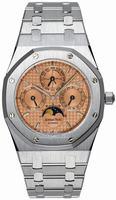 Audemars Piguet Royal Oak Perpetual Calendar Mens Wristwatch 25820PT.OO.0944PT.04