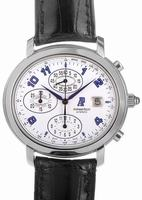 Audemars Piguet Millenary Chronograph Mens Wristwatch 25822ST.OO.0001CR.01