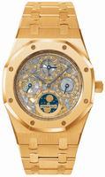 Audemars Piguet Royal Oak Perpetual Calendar Skeleton Mens Wristwatch 25829OR.OO.0944OR.01