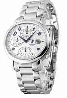 Audemars Piguet Millenary Chronograph Mens Wristwatch 25897ST.OO.1136ST.01