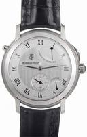Audemars Piguet Jules Audemars Grande Sonnerie Carillon Dynamographe Mens Wristwatch 25945PT.OO.D022CR.01