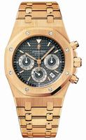 Audemars Piguet Royal Oak Chronograph Mens Wristwatch 25960OR.OO.1185OR.03