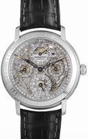 Audemars Piguet Jules Audemars Equation of Time Skeleton Mens Wristwatch 25963PT.OO.D002CR.01
