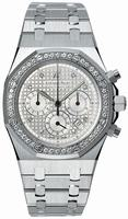 Audemars Piguet Royal Oak Chronograph Mens Wristwatch 25966BC.ZZ.1185BC.01