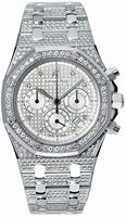 Audemars Piguet Royal Oak Chronograph Mens Wristwatch 25967BC.ZZ.1185BC.01