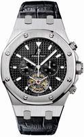 Audemars Piguet Royal Oak Tourbillon Chronograph Mens Wristwatch 25977ST.OO.D002CR.01