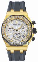 Audemars Piguet Royal Oak Offshore Chronograph Lady Wristwatch 25986AK.ZZ.D003CA.02