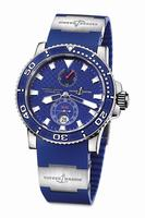 Ulysse Nardin Maxi Marine Diver Mens Wristwatch 260-32-3A