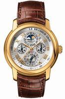 Audemars Piguet Jules Audemars Equation of Time Mens Wristwatch 26003BA.OO.D088CR.01