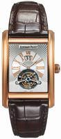 Audemars Piguet Edward Piguet Large Date Tourbillon Mens Wristwatch 26009OR.OO.D088CR.01