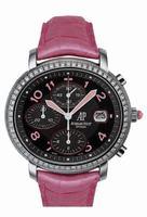 Audemars Piguet Ladies Millenary Chronograph Wristwatch 26018ST.ZZ.D078CR.01