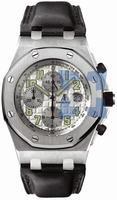 Audemars Piguet Royal Oak Offshore Mens Wristwatch 26020ST.OO.D001IN.02