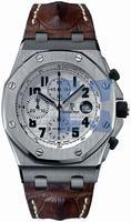Audemars Piguet Royal Oak Offshore Mens Wristwatch 26020ST.OO.D091CR.01