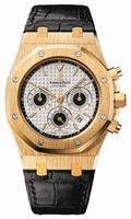 Audemars Piguet Royal Oak Chronograph 39mm Mens Wristwatch 26022BA.OO.D098CR.01