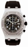 Audemars Piguet Royal Oak Offshore Sincere Mens Wristwatch 26034TS.OO.D001IN.01